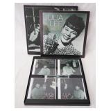 1218JULIA LEE KANSAS CITY STAR BOX SET. COMES WITH FIVE CDS & BOOK (BEAR FAMILY RECORDS)