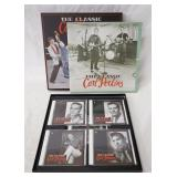 1222THE CLASSIC CARL PERKINS BOX SET. COMES WITH FIVE CDS & BOOK (BEAR FAMILY RECORDS)