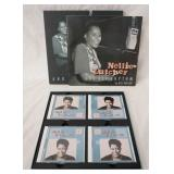 1224NELLIE LUTCHER AND HER RHYTHM BOX SET. COMES WITH FOUR CDS & BOOK (BEAR FAMILY RECORDS)