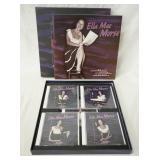 1229ELLA MAE MORSE BARRELHOUSE BOOGIE AND THE BLUES BOX SET. COMES WITH FIVE CDS & BOOK (BEAR FAMIL