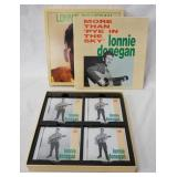 1231LONNIE DONEGAN MORE THAN *PYE IN THE SKY* BOX SET. COMES WITH EIGHT CDS & BOOK (BEAR FAMILY REC
