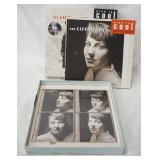 1236THE LIFE AND ART OF JUTTA HIPP 90TH ANNIVERSARY EDITION BOX SET. COMES WITH SIX CDS, ONE DVD &