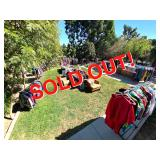 Sale Over! Sold Out! Gold Coasts Vintage Retro Clothing Once in a Lifetime Estate Sale