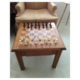 Checker / Chess Table