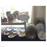 Misc. Plates & Platters