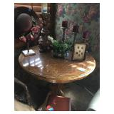 Misc. Kitchen Tiger Oak table