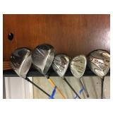 King Cobra Speed LD Golf Clubs / Taylor Made GOlf Club - Priced Separately