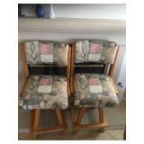 (2) Barstools