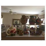 Misc. Teapots & Pitchers