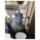 B&G Copenhagen Teapot