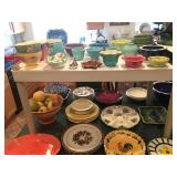 Misc. Kitchen - Fiestaware