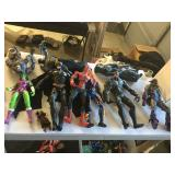 Large Action Figures