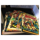 Large Comic Books
