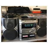 Aiwa Portable Stereo