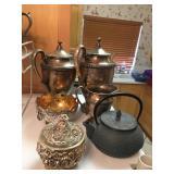 Misc. Tea Pots