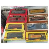 Tyco Trains in Box