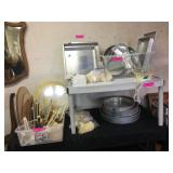 Wedding Cake Oversized Pans / Colums / Accessories