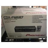 Pioneer Multi CD Player