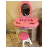 Child Makeup Play table
