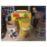 Vintage Lunchbox & Thermos