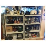 Kitchen Appliances & Pots & Pans
