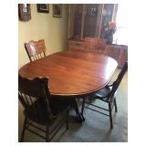 Dining Table w/leaf