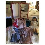 American Girl Doll & Clothes