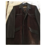 Leather & Cowhide Jacket