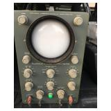 WWII- Heath Co. Oscilloscope