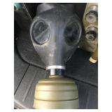 WWII - Gas mask