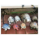 Turtle Yard Decor
