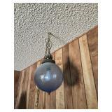 Vintage Blue Hanging Ligjt