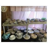 Misc. Vintage Plates