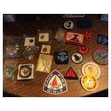Camp Fire Girl Patches
