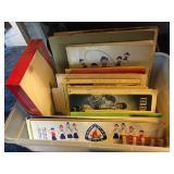 Camp Fire Girl / Blue Bird / Girl Scout Memorabilia