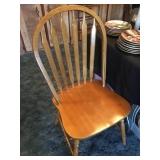 Oak Chair
