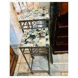 Accent Tables w/Tile Top