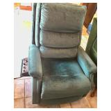 Green Massage Chair