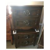 Matching Nightstands / End Tables