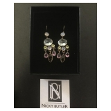 Nicky Butler Sterling - Multi Gemstone Earrings