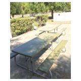 (2) Picnic Tables