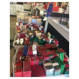 4 Boxes of Boxed Ornaments