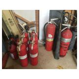 Misc. Fire Extinguishers