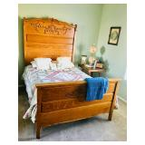 Antique Full Bed