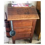 Grain Cabinet / Butter Churner