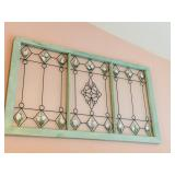Window Frame Wall Decor