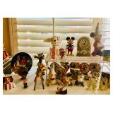 Vintage Disney Collectibles