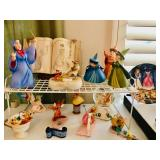 Vintage Disney Collectibles - Cinderella (with COA & boxes)