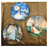 Disney Cinderella Collector Plates