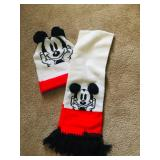 Mickey Moust Scarf / Hat